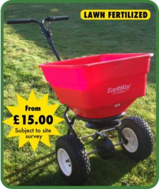 Have Your Lawn Fertilised